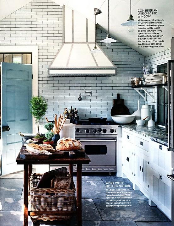 Martha Stewart Kitchens Small Ideas