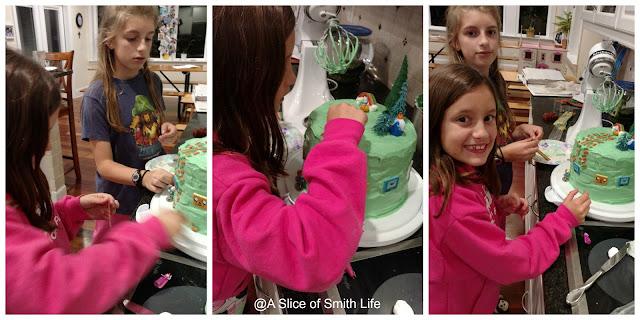 Cake Making Sisters