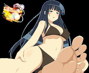 Senran Kagura - Ikaruga Render 1