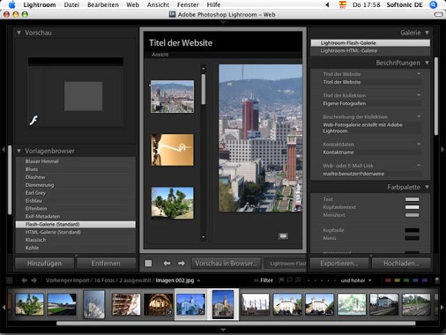 Adobe Photoshop Lightroom CC 2015