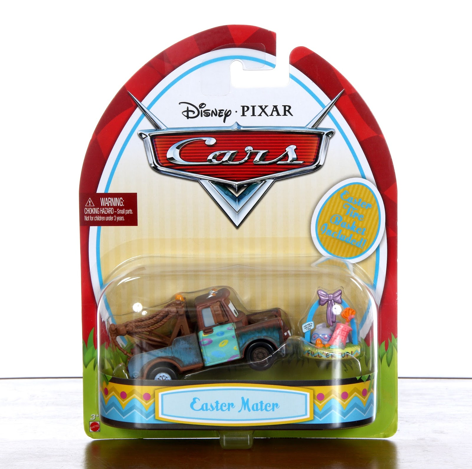 cars mater and the easter buggy diecast