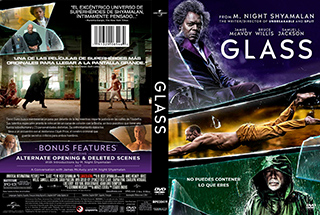 Glass - Cover - DVD
