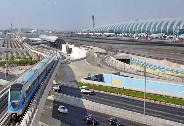 وظائف خالية فى مطارات دبي فى الإمارات 2020