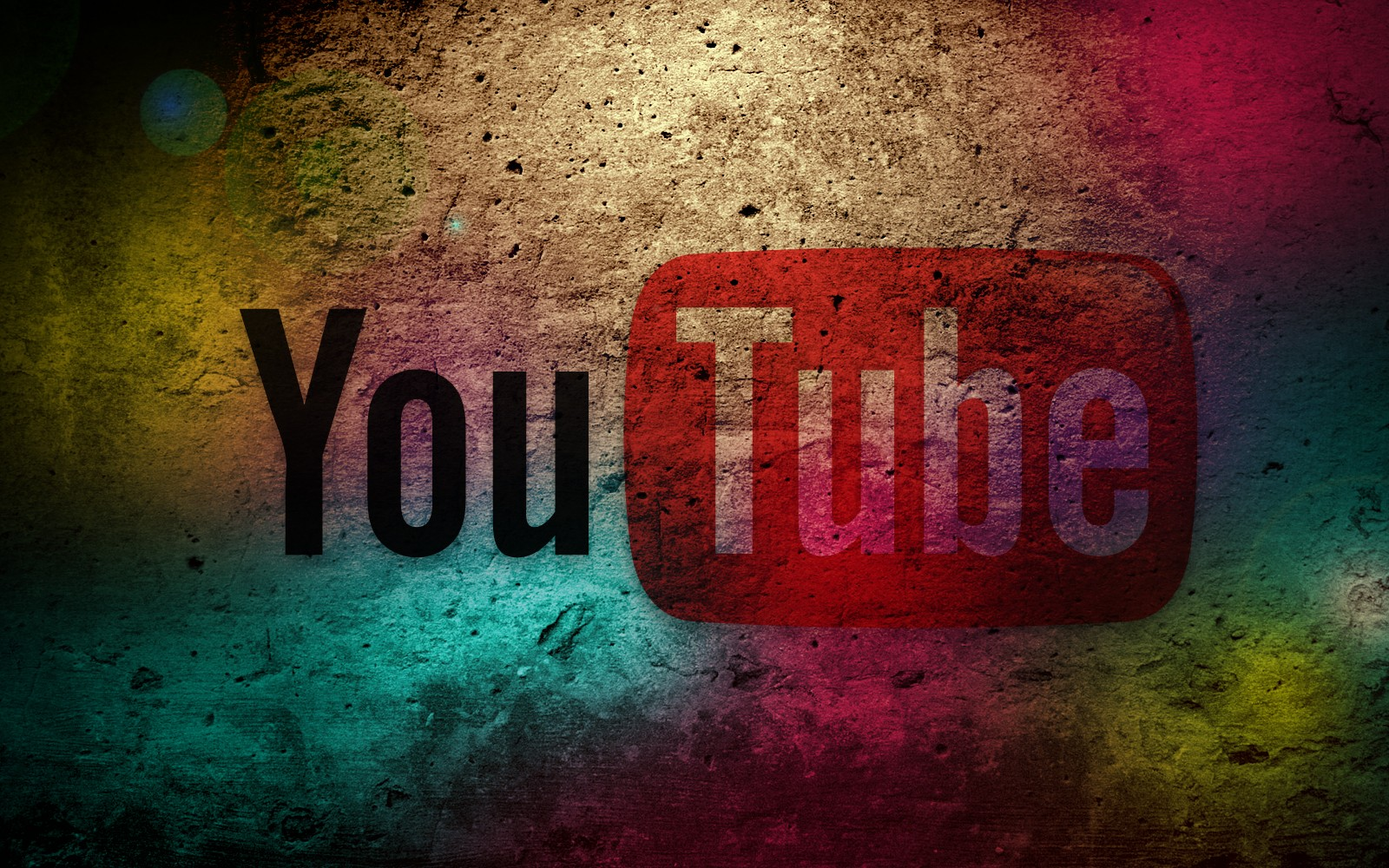 Central Wallpaper: Youtube HD Logo & Wallpapers
