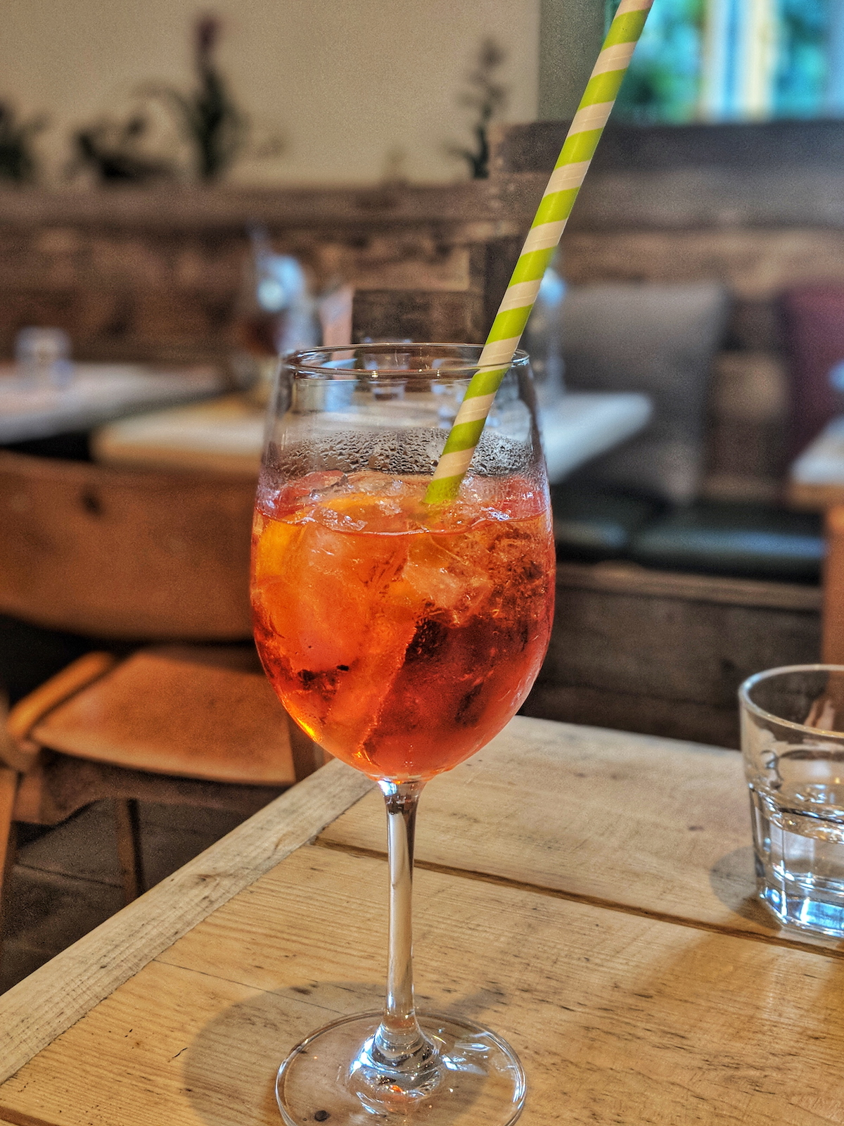 The Purezza Spritz: Purezza's own take on the Italian classic