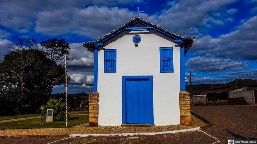Capela Nosso Senhor do Bonfim do Morro D'Água Quente - O que fazer em Catas Altas, Minas Gerais