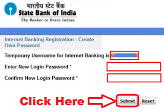 how to activate sbi online banking account