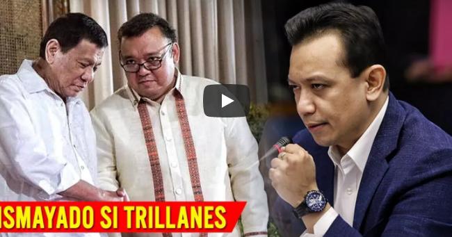 Trillanes Binulatlat ang Paglipat ni Roque sa Kampo ni Duterte