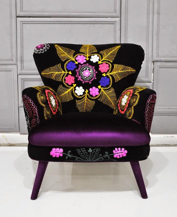 Home garden 35 id es pour mettre un fauteuil dans sa d co - Acheter fauteuil design ...