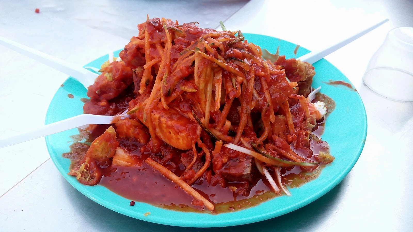 Pasembor sedap, pasembor, awesome food, gambar cantik, arzmoha, food review