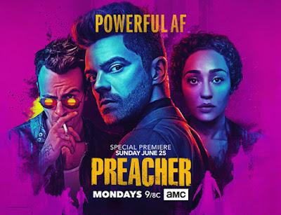 Póster de 'Preacher'