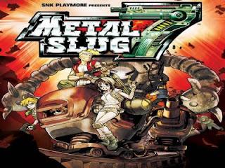 Metal Slug 7 Game Full Version PC Games Download