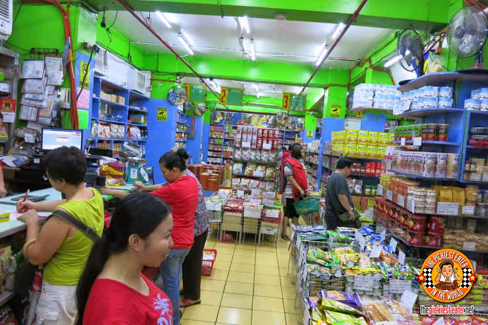 binondo china town convenience store