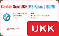 Soal Ulangan IPS Kelas 2 SD Terbaru dan Kunci Jawaban