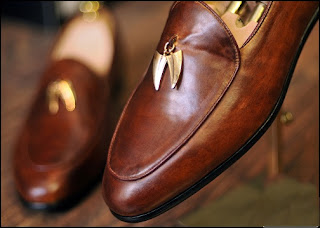 Giày cao cấp da bò thật 100% doanh nhân thành đạt.