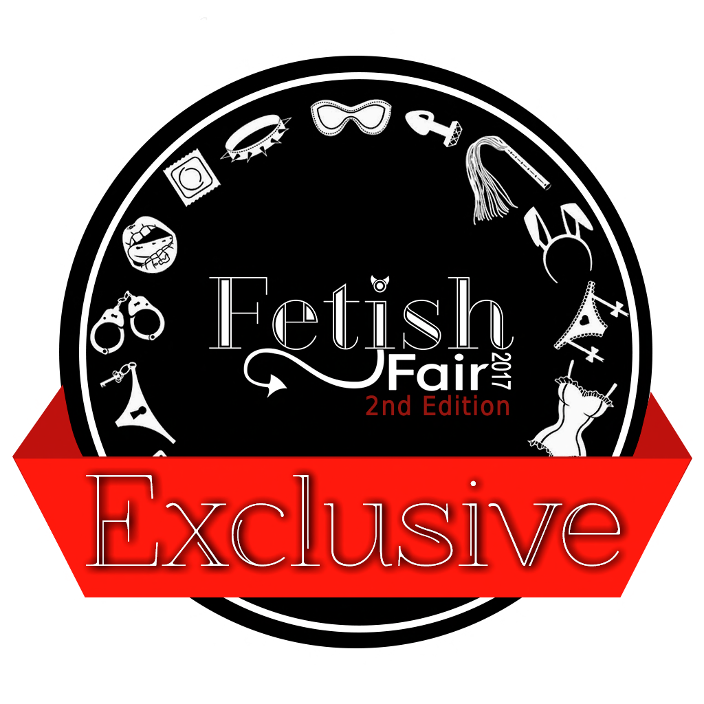FETISH FAIR 2017 - 1/2nd Edition