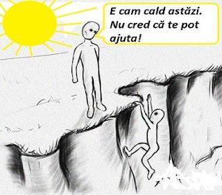 Căldură verii ne face egoişti!