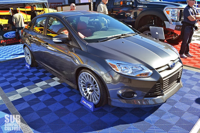 Ford Focus Sedan SEMA 2013