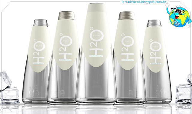 Arquivo Geek, Embalagens, Design, Designer de Embalagem, Molocow, H2O Pure, Terra de Nerd