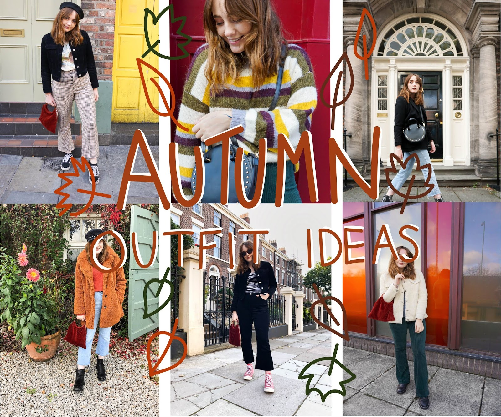 autumn outfit ideas for 2018