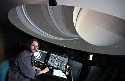 Planetarium Shows Resume for the Fall at CCM, with Presentations this Weekend