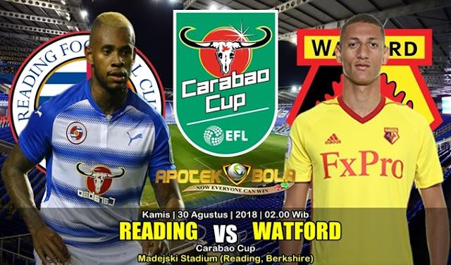 Prediksi Reading Vs Watford 30 Agustus 2018