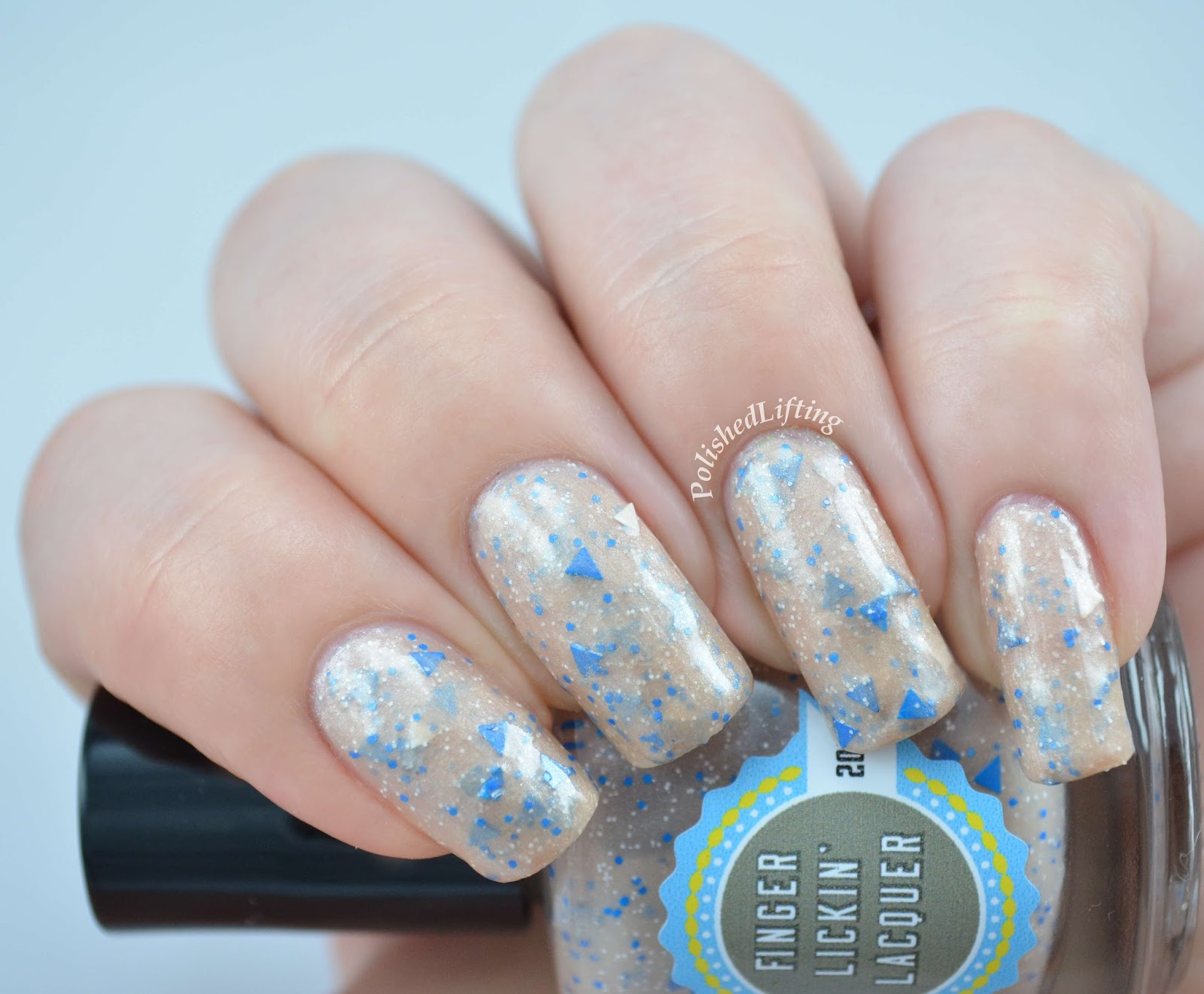 Finger Lickin' Lacquer Totally Rad You've Got Mail