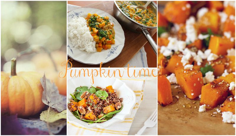 TheBlondeLion Lifestyle Blog 10 things to do in Autumn - 3 pumpkin recipes