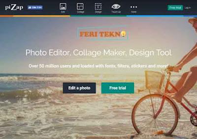website untuk edit foto di online - feri tekno