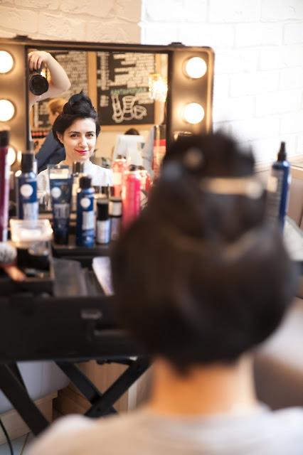 Anna Melkumian, Анна Мелкумян, прическа, волосы, быстрая прическа, лак для волос, Matrix, Loreal, короткие волосы, стрижка, бьюти блогер, Москва, beauty blogger, Moscow,