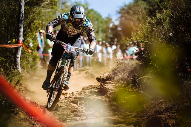 2016 Enduro World Series: Corral, Chile Results Richie Rude