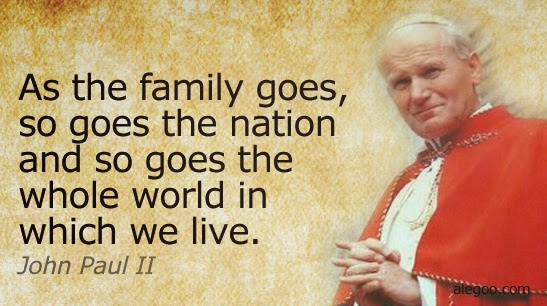 Quotes From Pope John Paul Ii: A Shepherd's Post: October 2014