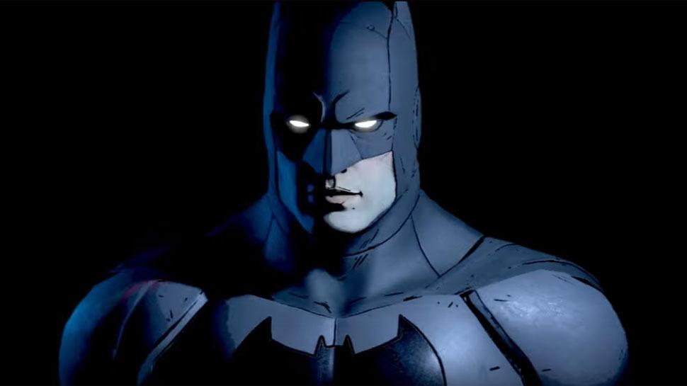 Telltale podría anuncia Batman: The Enemy Within