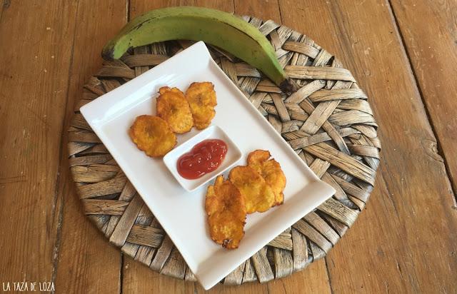 patacones-con-salsa-de tomate-picante