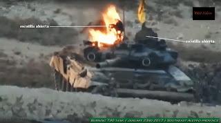 El tanque ruso T-90 - Página 2 Siria%2Bt-90%2Bdes%2B2017-1-23%2Besco