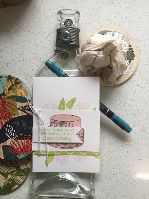 Sweet Cake Soiree bundle zena kennedy independent stampin up demonstrator