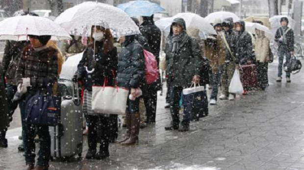 UNIK ! Ini dia, 12 Pekerjaan Aneh Tapi nyata yang Hanya Ada di Negeri Jepang