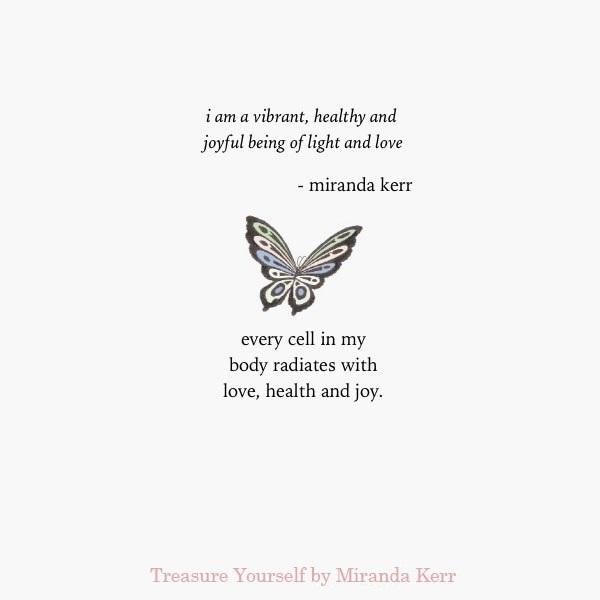 Treasure Yourself Miranda Kerr Epub