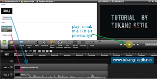 cara memasukkan video di timeline camtasia studio