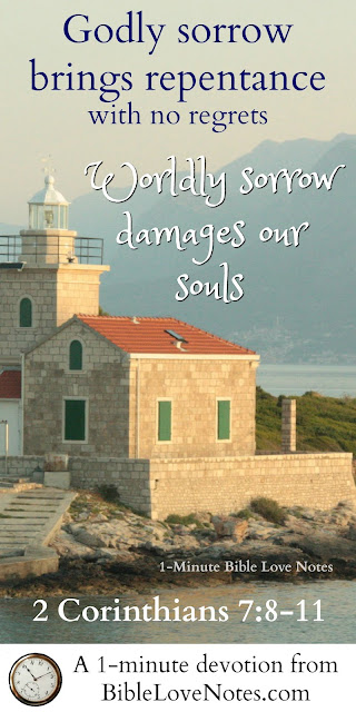 Shame, Guilt, Conviction - understanding Godly Sorrow -2 Corinthians 7:8-11