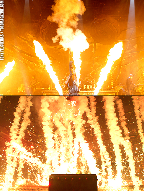 Looking For An Angel Fire And Fun With Rammstein
