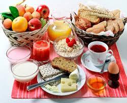 Adelgazar en una semana con desayuno equilibrado