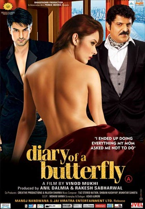 Diary of a Butterfly 2012 Hindi 720p WEBRip 800mb