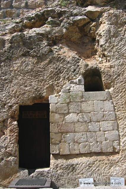 Jerozolima Zdjęcia - Grób w Ogrodzie (Stare Miasto Jerozolimy) Izrael, Podróżować,Obrazy