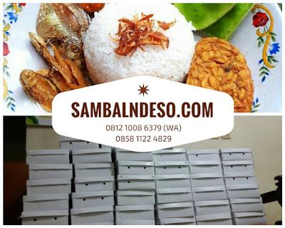 harga Catering Nasi Box Enak Pamulang
