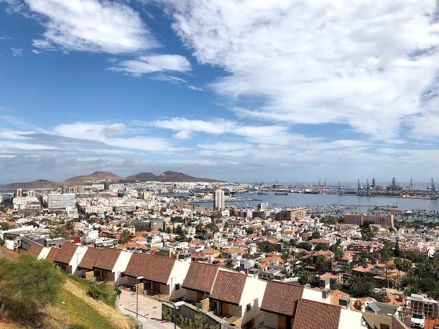 damazprowincji.blogspot.com, stolica, punkt widokowy, gran canaria, wyspy kanaryjskie