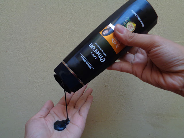 emeron black and shine shampoo