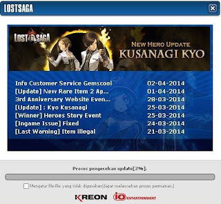 "Solusi Error Lost Saga Indonesia ""Cannot Find townportal.dll"""