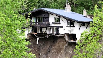 Inundaciones en Pirineos en Junio de 2013