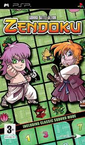 Zendoku Europe - PSP - ISO Download